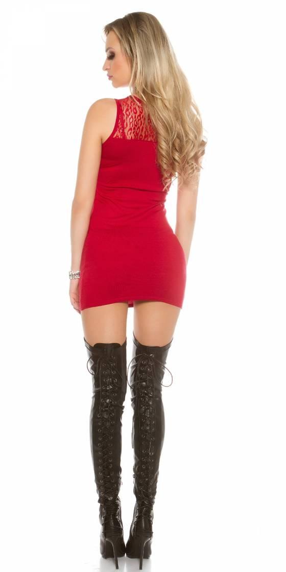 Short fashion CRISTA avec ceinture couleur rose