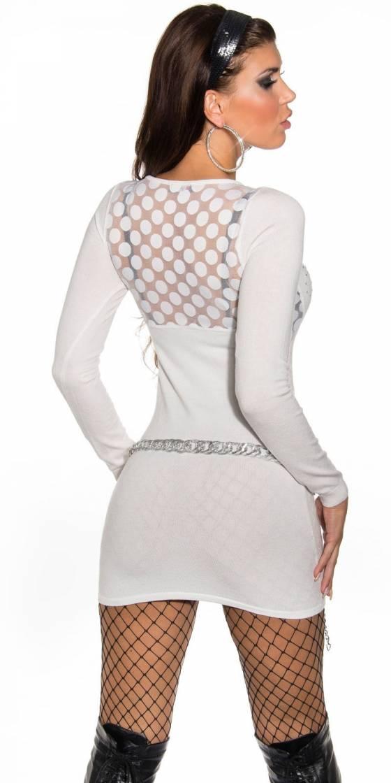 Sexy KouCla Fineknit Dress...