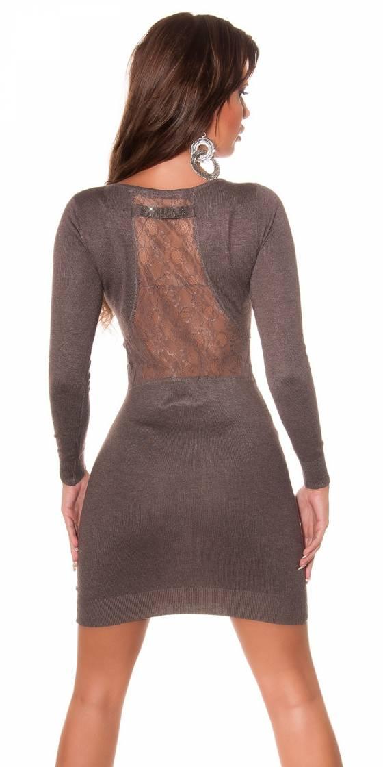 Trendy Koucla knitteddress...