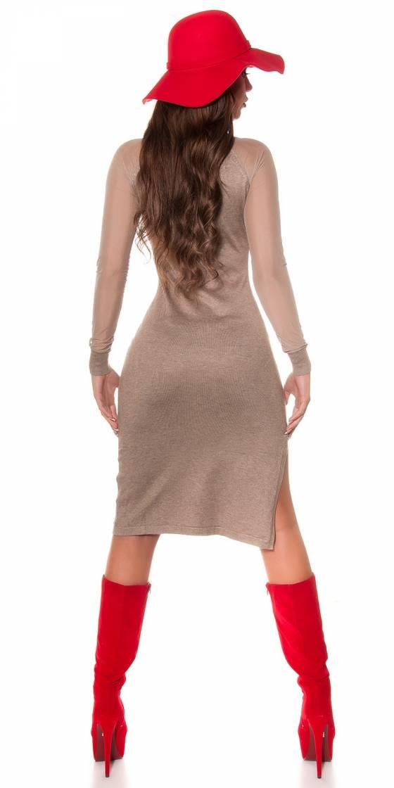 Sexy Koucla dress with zippers