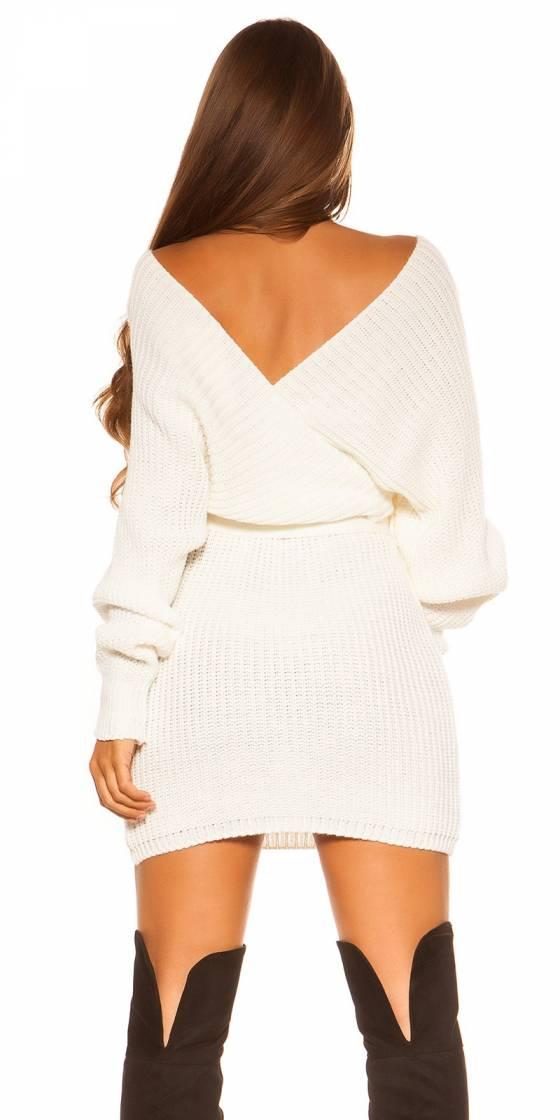 Mini robe sexy avec ceinture