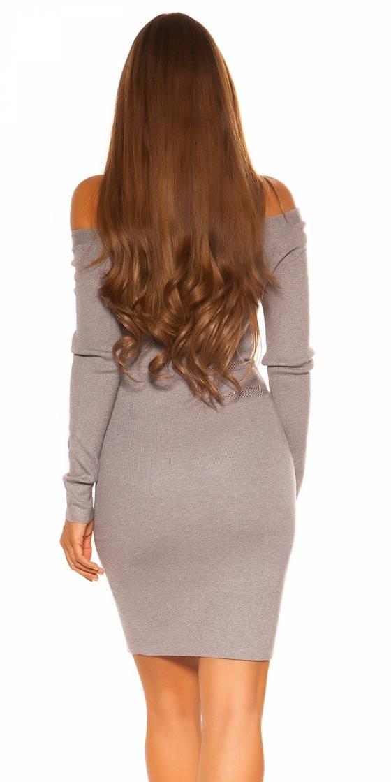Sexy KouCla fine knit dress...