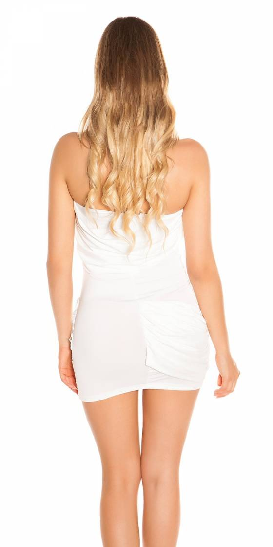 Sexy bandeau-partydress...