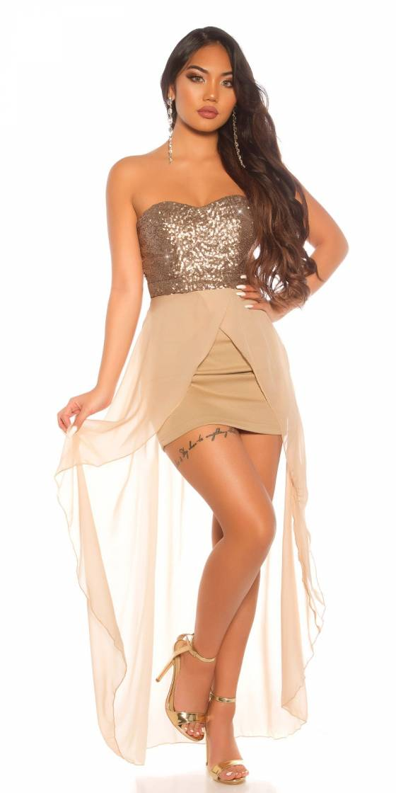 Top fashion ENEA couleur beige
