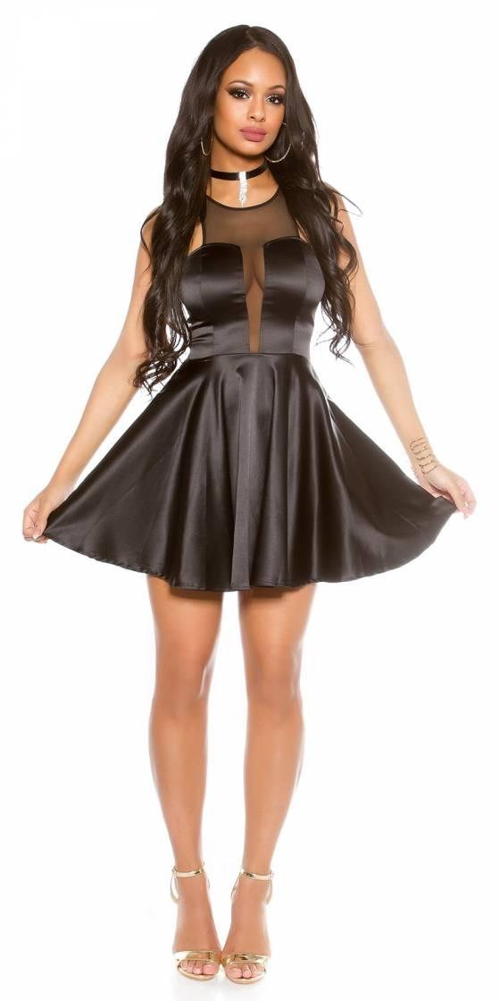 Mini-robe sexy avec...