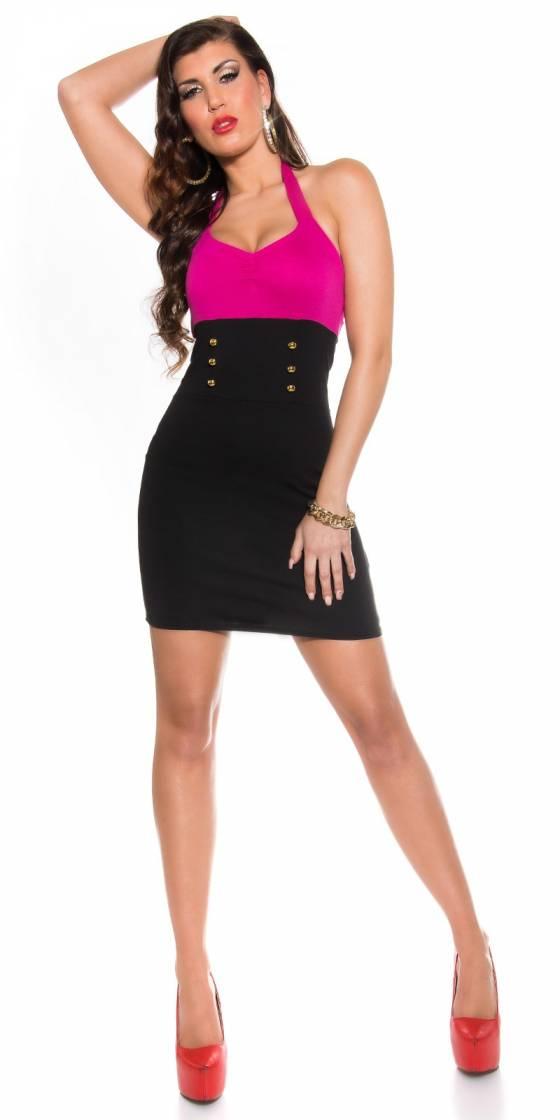 Pantalon femme tendance CLOE couleur marron