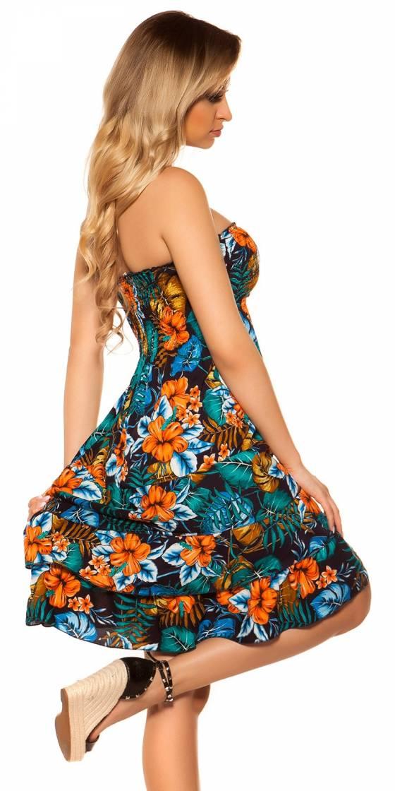 Long pull femme fashion JANEL couleur fushia