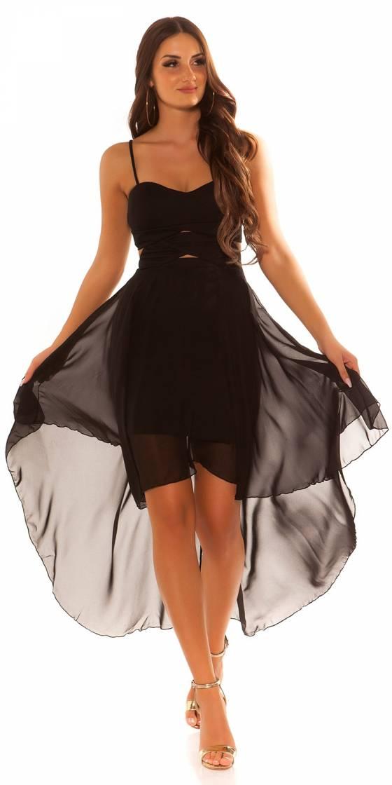 Sexy KouCla high low dress...