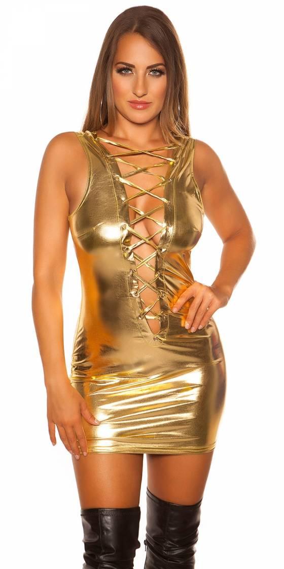 Sexy KouCla Party  Mini Dress