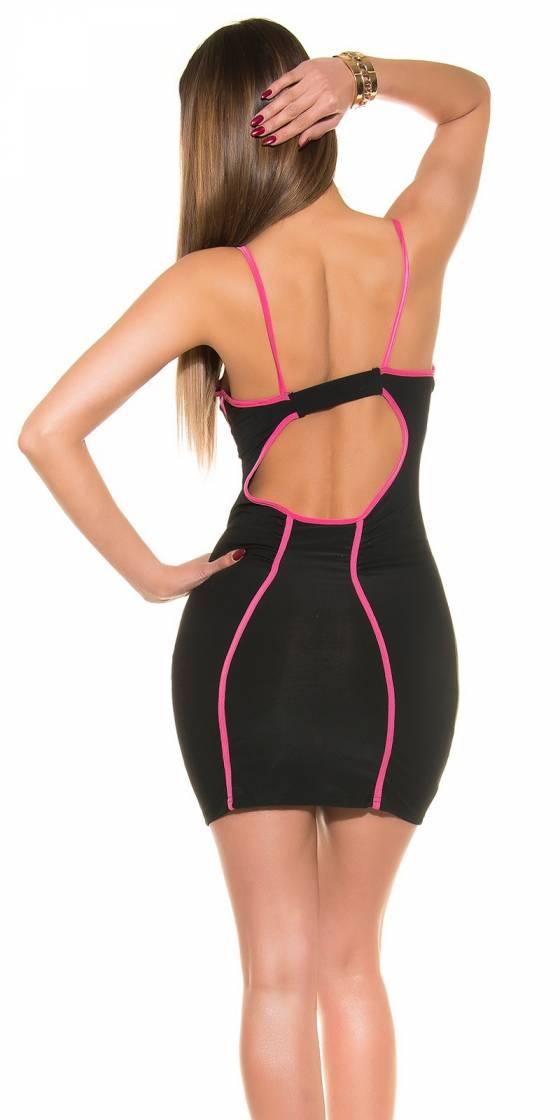 Sexy Party Strap-Minidress
