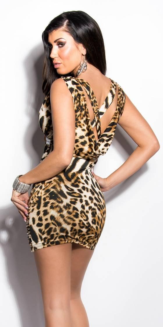 Jupe femme sexy JANELLE couleur noir