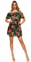 Robe tendance sexy ASTRID couleur rouge