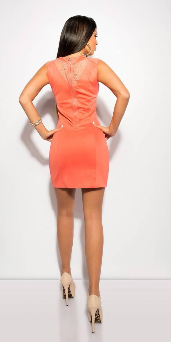 Sexy KouCla shift-dress...