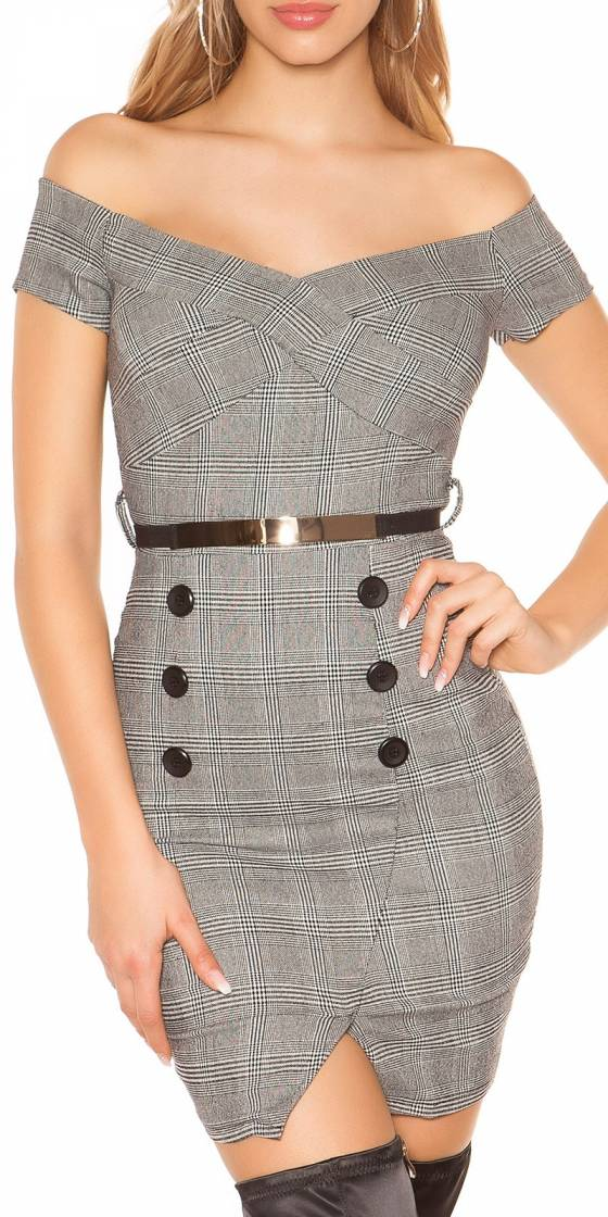 Trendy business look dress...