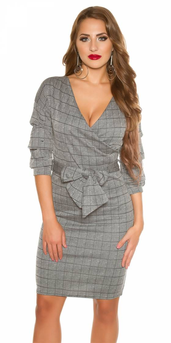Sexy business dress with...