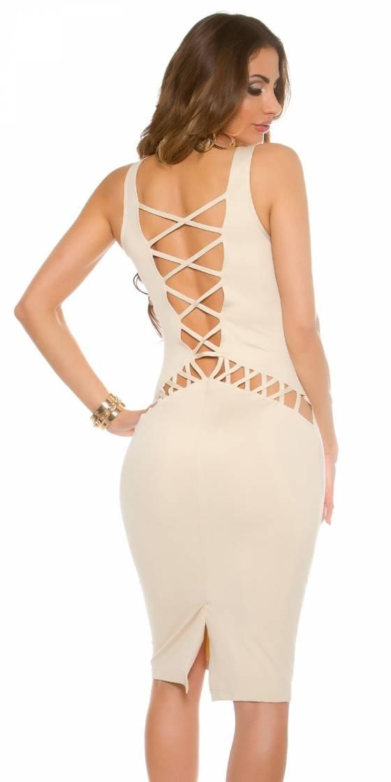 Long pull femme fashion LINA couleur gris