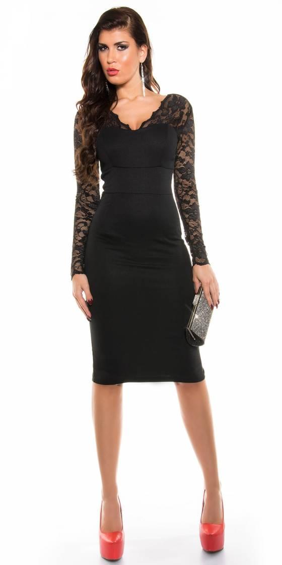 Sexy KouCla Mini-Dress with...