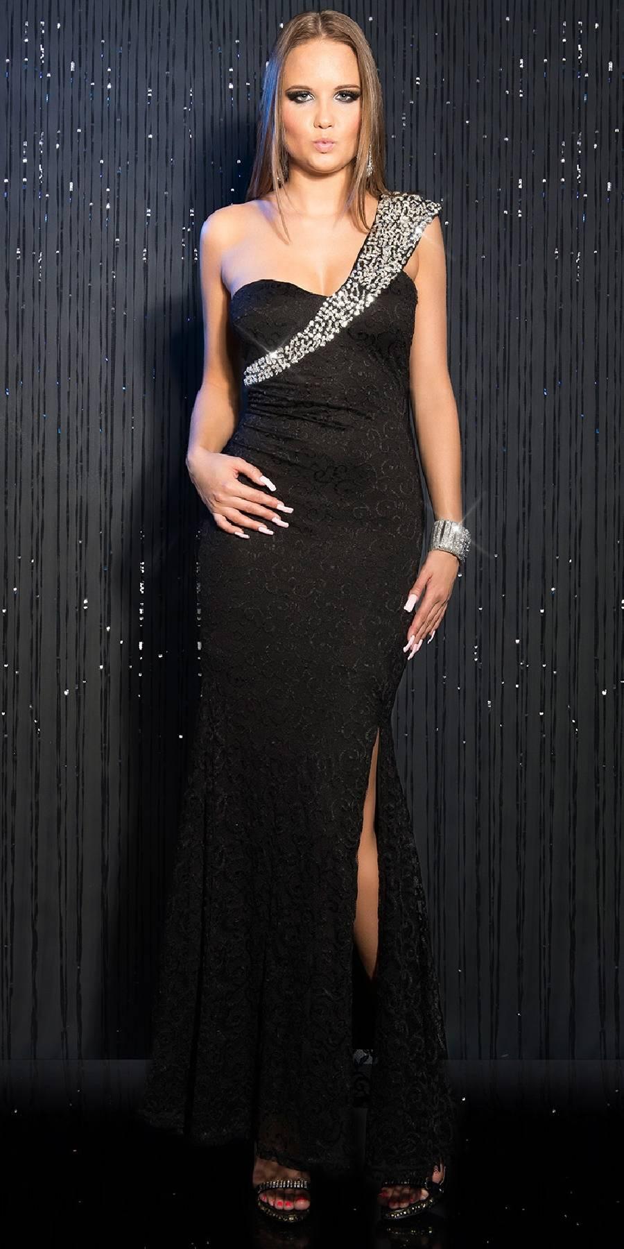 Robe femme tendance KIM couleur noir