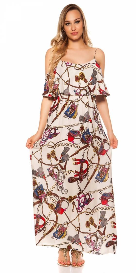 Long pull femme fashion MILA couleur corail