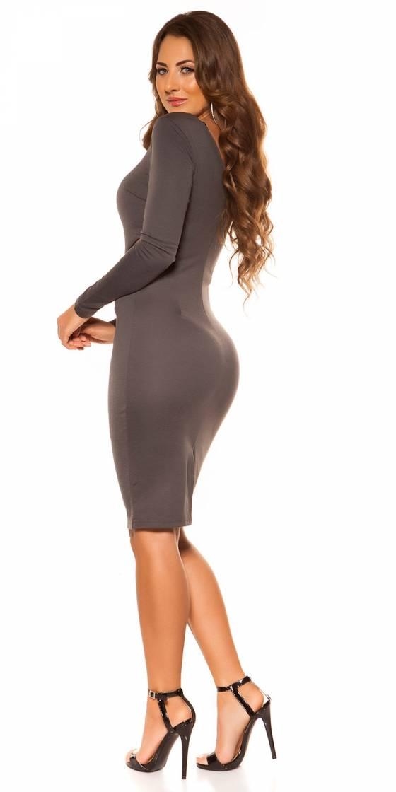 Casquette femme fashion REBECCA couleur gris
