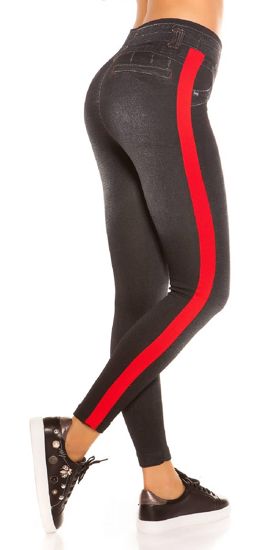 Manteau tendance fashion WENDY avec ceinture couleur rouge