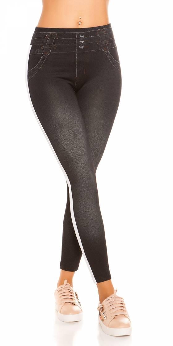 Echarpe tendance fashion LIVIA couleur gris clair
