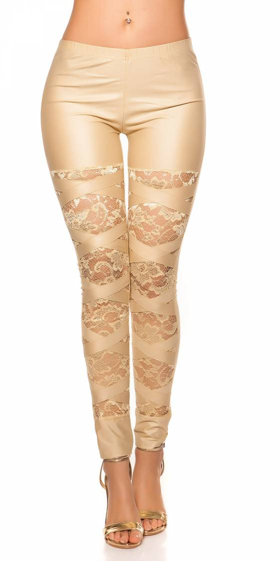 Sexy KouCla Leggins with lace