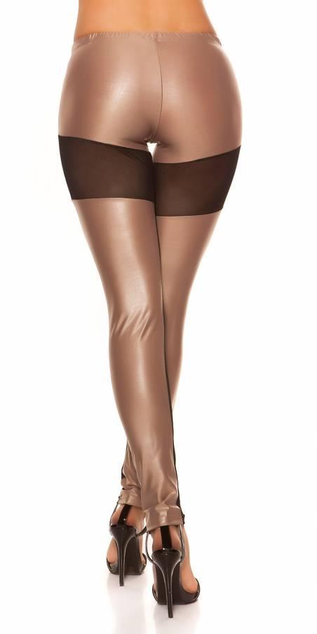 Robe nouvelle collection TANIA couleur noir/gris