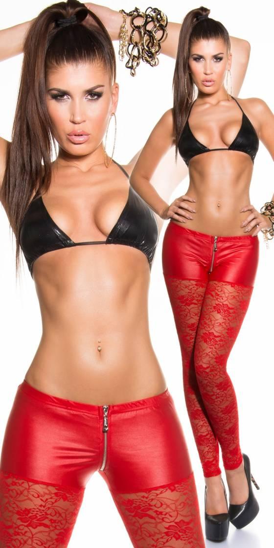 Sexy KouCla lace leggings...