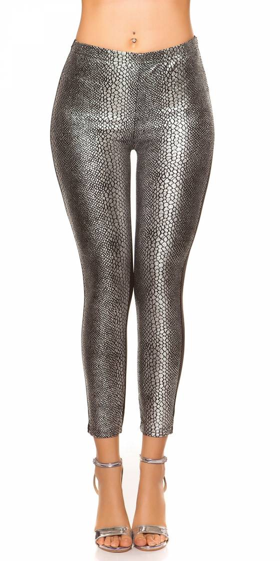 Sexy Leggings with snake-print