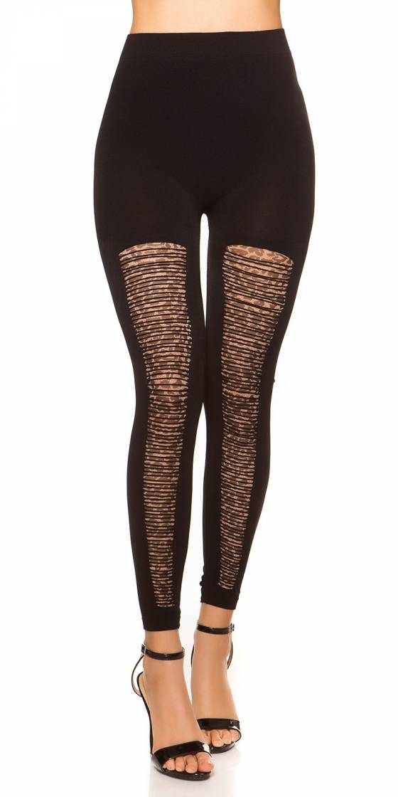 Sexy Leggings with cut-outs...