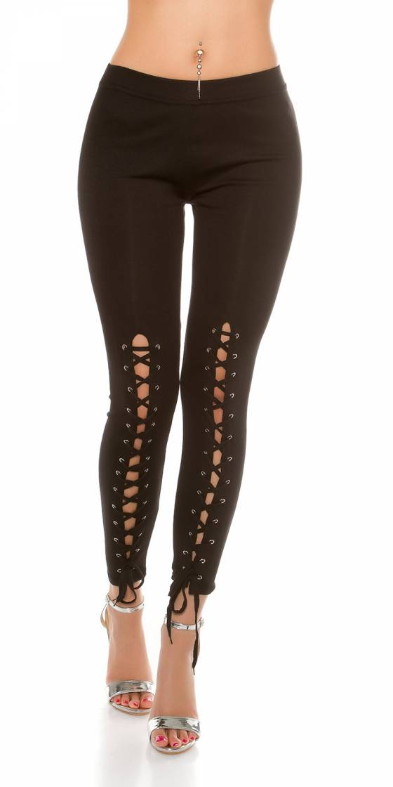 Sexy Leggings with lacing