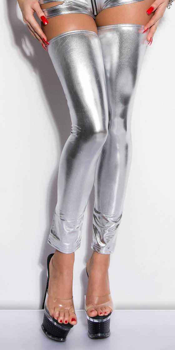 Sexy GoGo Latex Tight High...