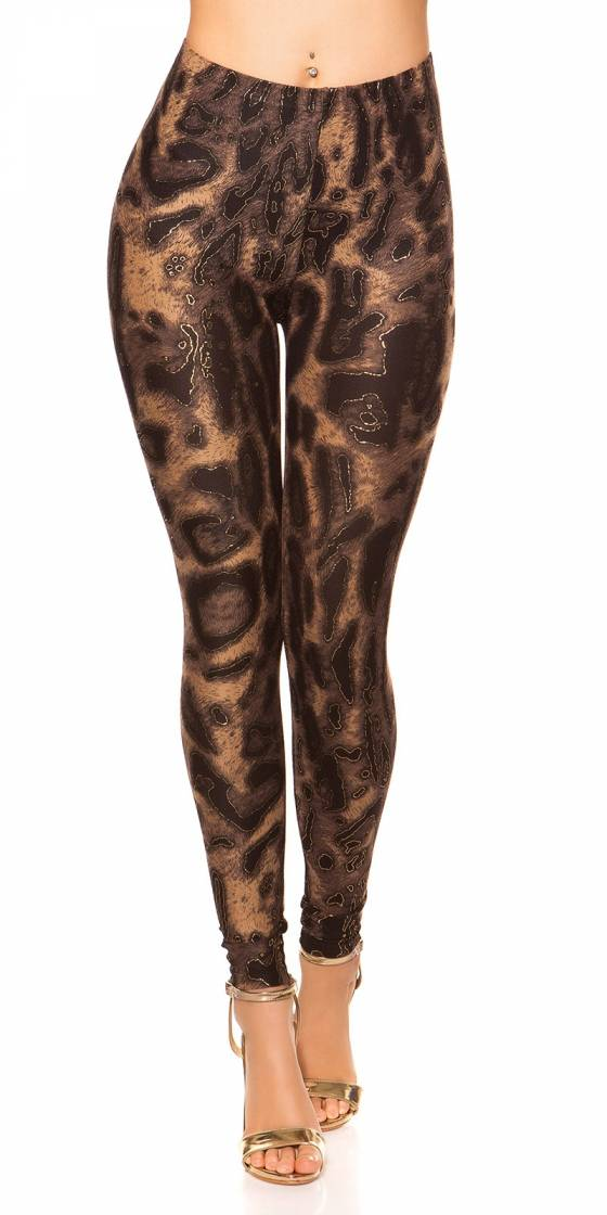 Sexy leggings with print