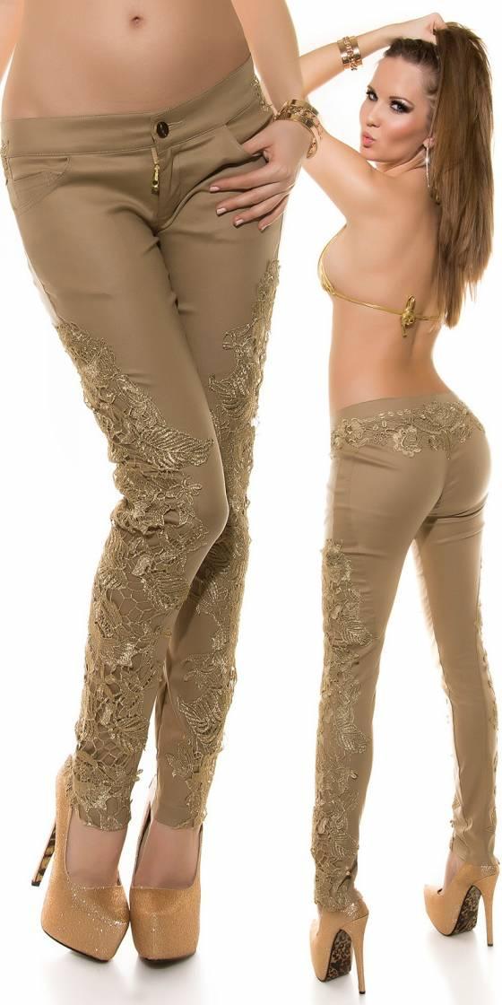 Pantalon sexy simili cuir...
