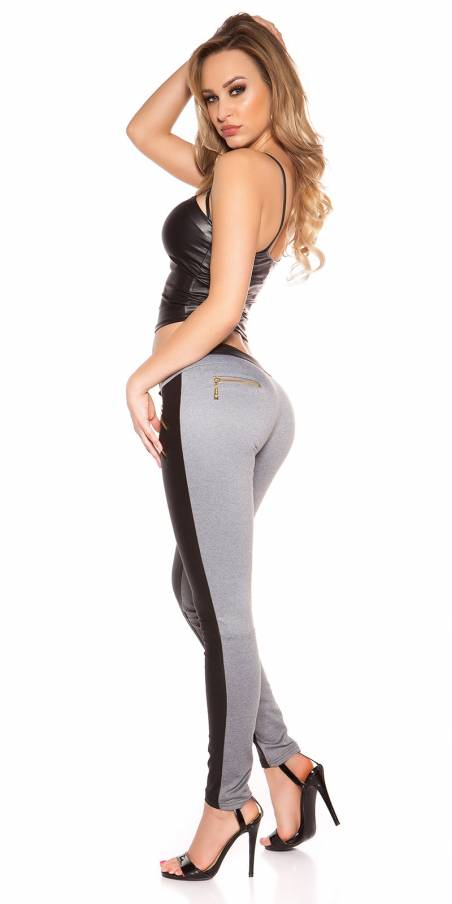 Robe femme sexy bandeau MARILYN couleur gris