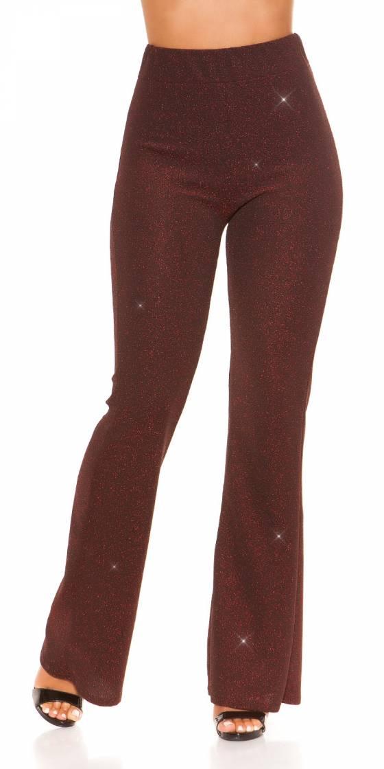 Pantalon sexy scintillant