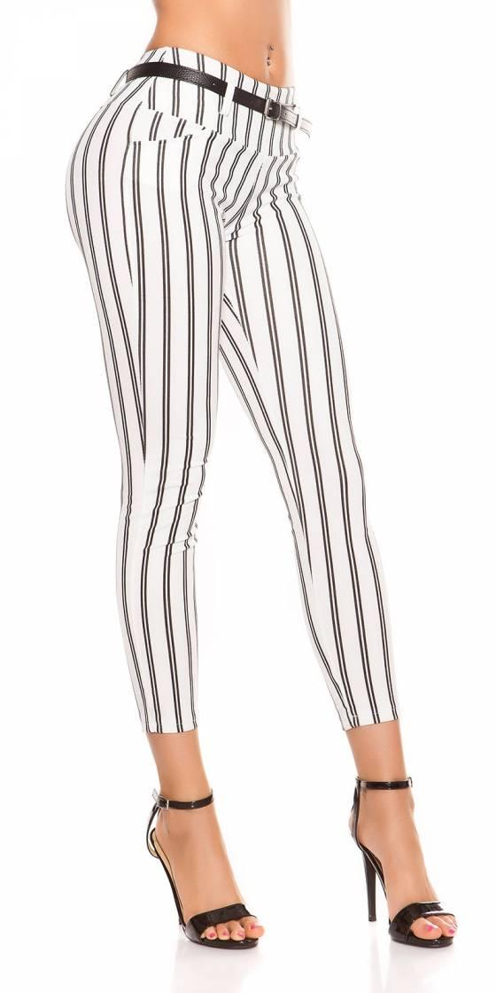 Pantalon tendance nouvelle collection ALESSIA couleur gris