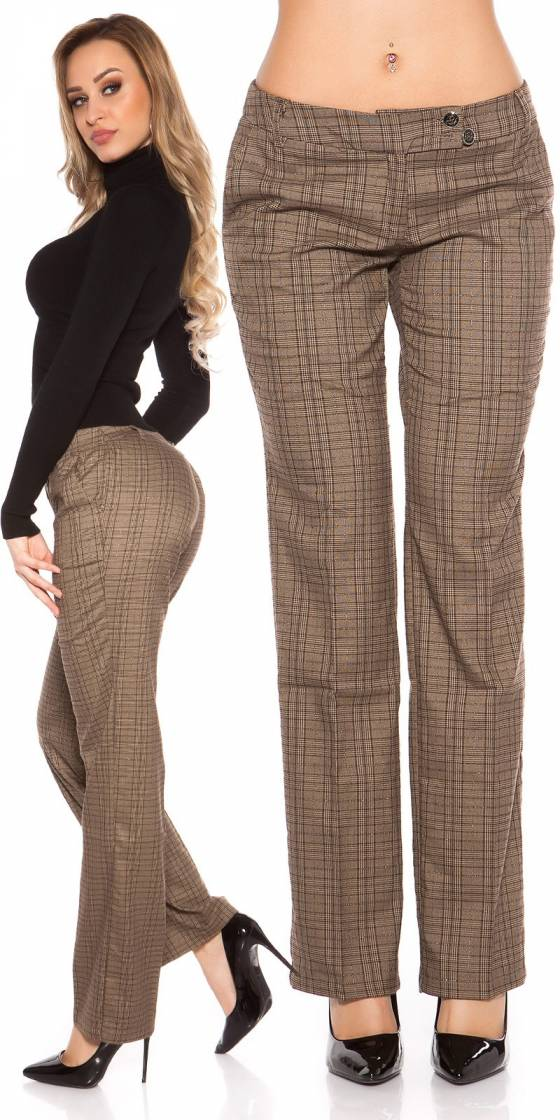 Sexy KouCla pants in square...