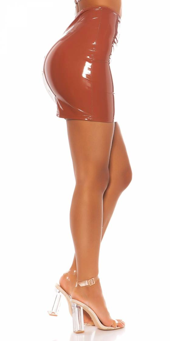 Leggings fashion sexy NAOMIE couleur léopard