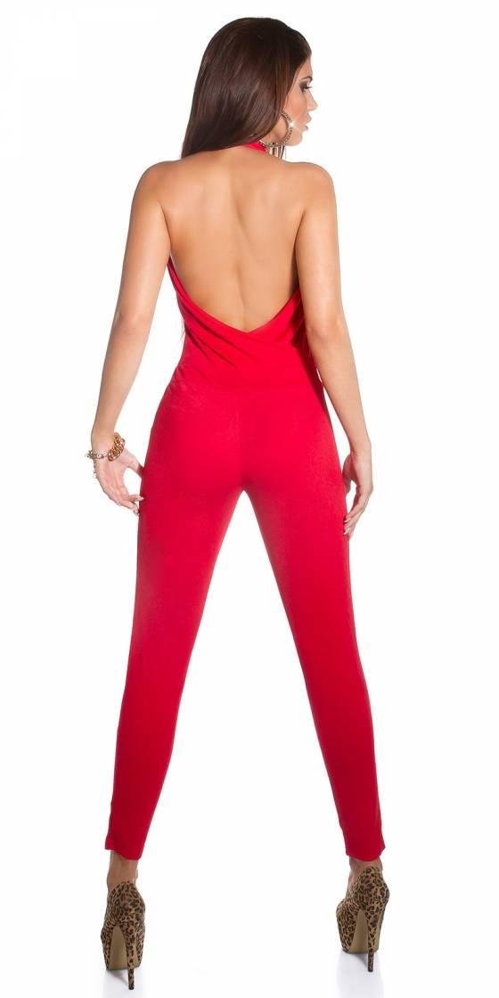 Robe tendance nouvelle collection AMBRE couleur rouge