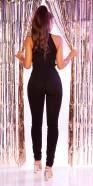 Combi pantalon skinny sexy Koucla