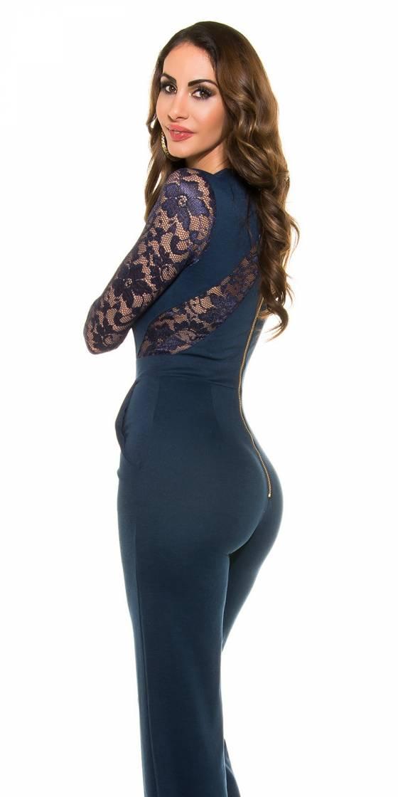 Top femme fashion tendance DONNA couleur noir/fushia