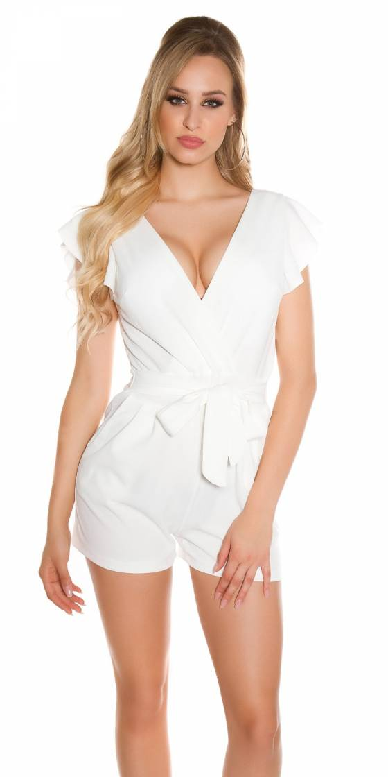 Sexy playsuit in a wrap...