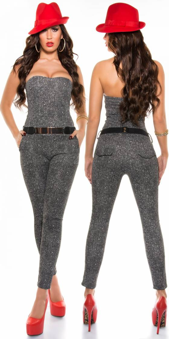 Sexy Business-jumpsuit with...