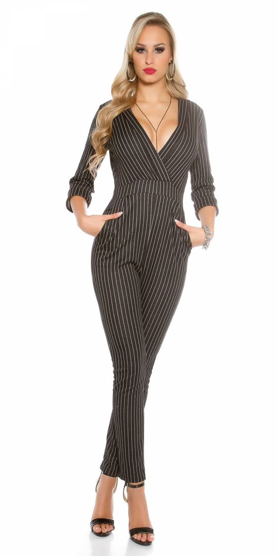 Sexy pinstripe business...