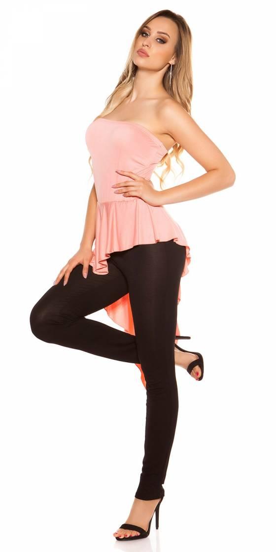 Pantacourt sportswear fashion VERONICA couleur noir vert 1f363272b9e0