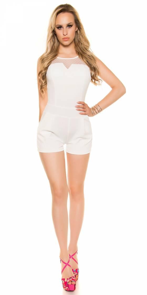 Top fashion NORIA couleur beige