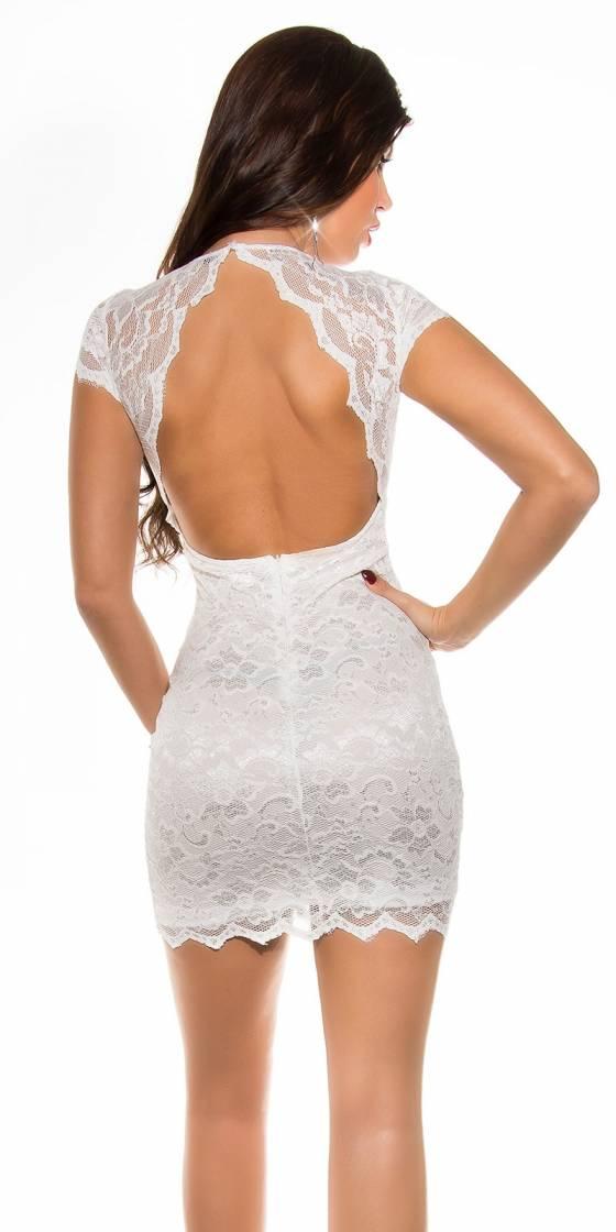 Sexy KouCla laced minidress...