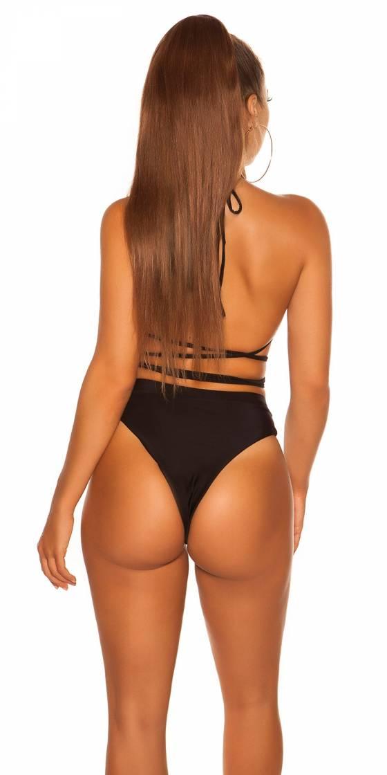 Haut de bikini triangle...